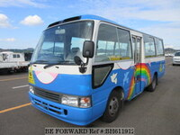 2004 TOYOTA COASTER KIDS BUS