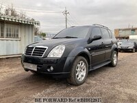 2007 SSANGYONG REXTON NOBLESSE