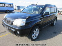 2007 NISSAN X-TRAIL S DRIVING GEAR