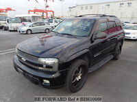 2001 CHEVROLET TRAILBLAZER LTZ