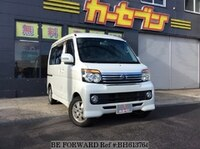 2008 DAIHATSU ATRAI WAGON CUSTOM TURBO RS LIMITED