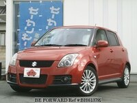 2006 SUZUKI SWIFT SPORTS