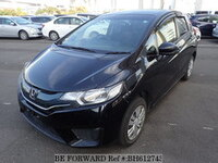 2013 HONDA FIT 13G F PACKAGE