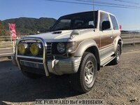 1997 MITSUBISHI PAJERO METAL TOP WIDE XR-2