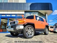 2013 TOYOTA FJ CRUISER 4.0 COLOR PACKAGE