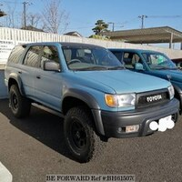 2001 TOYOTA HILUX SURF
