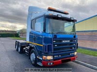 2003 SCANIA 124 MANUAL DIESEL