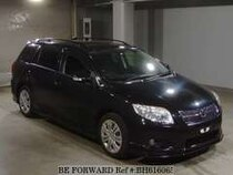 Used 2008 TOYOTA COROLLA FIELDER BH616065 for Sale for Sale