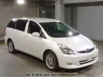 Used 2005 TOYOTA WISH BH616091 for Sale for Sale