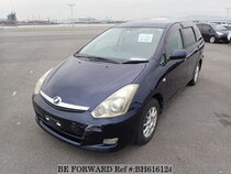 Used 2005 TOYOTA WISH BH616124 for Sale for Sale