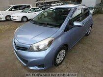 Used 2012 TOYOTA VITZ BH615858 for Sale for Sale