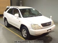 2003 TOYOTA HARRIER FOUR PRIME SELECTION