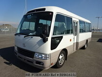 Used 2012 TOYOTA COASTER BH616152 for Sale for Sale