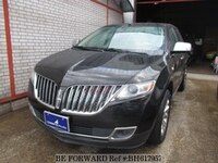 2013 LINCOLN MKX 3.7