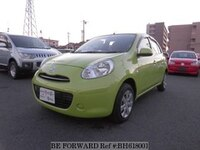 2010 NISSAN MARCH 1.2 12X
