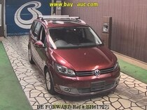 Used 2011 VOLKSWAGEN GOLF TOURAN BH617272 for Sale for Sale
