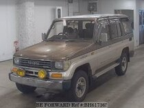 Used 1990 TOYOTA LAND CRUISER PRADO BH617365 for Sale for Sale