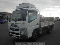 Used 2011 MITSUBISHI CANTER BH617198 for Sale for Sale