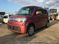 2012 SUZUKI MR WAGON 10TH ANNIVERSARY LIMITED