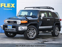 2017 TOYOTA FJ CRUISER 4.0 COLOR PACKAGE