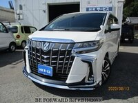 2020 TOYOTA ALPHARD 2.5S C PACKAGE