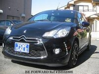 2014 CITROEN DS3 SPORTS CHIC