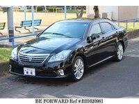 2012 TOYOTA CROWN HYBRID 3.5 G PACKAGE