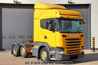 2014 SCANIA R SERIES MANUAL DIESEL