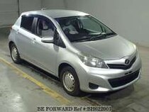 Used 2011 TOYOTA VITZ BH622001 for Sale for Sale