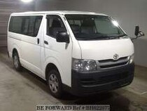 Used 2009 TOYOTA REGIUSACE VAN BH622077 for Sale for Sale