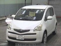 Used 2008 TOYOTA RACTIS BH621777 for Sale for Sale