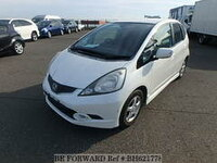 2008 HONDA FIT RS