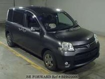 Used 2012 TOYOTA SIENTA BH622009 for Sale for Sale