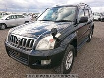 Used 2005 TOYOTA LAND CRUISER PRADO BH621879 for Sale for Sale