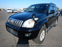 Used 2005 TOYOTA LAND CRUISER PRADO BH622164 for Sale for Sale
