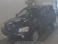 2001 TOYOTA KLUGER S PACKAGE