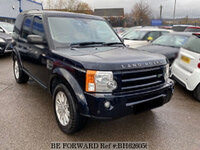 2009 LAND ROVER DISCOVERY 3 AUTOMATIC DIESEL