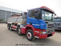 2014 SCANIA P SERIES MANUAL DIESEL