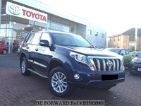 2014 TOYOTA LAND CRUISER AUTOMATIC DIESEL