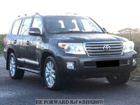 2012 TOYOTA LAND CRUISER AUTOMATIC DIESEL