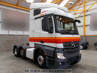 2013 MERCEDES-BENZ ACTROS AUTOMATIC DIESEL