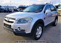 2008 CHEVROLET CAPTIVA EXTREME+SUNRF+2ABAG+POWERSEAT