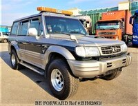 1997 HYUNDAI GALLOPER 4WD+AT+MUD TIRES+LEATHER TUNING