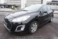 2012 PEUGEOT 308 308-GLASSROOF-5DR-ACTIVE