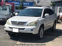2009 TOYOTA HARRIER HYBRID