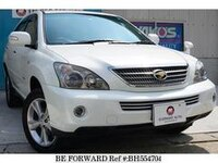 2011 TOYOTA HARRIER HYBRID