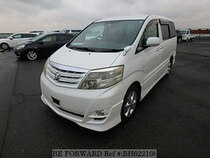 Used 2005 TOYOTA ALPHARD BH622108 for Sale for Sale