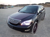 Used 2008 TOYOTA HARRIER BH621931 for Sale for Sale