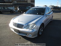 2005 MERCEDES-BENZ C-CLASS C180 KOMPRESSOR AVANTGARDE LTD