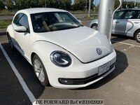 2013 VOLKSWAGEN BEETLE DESIGN LEATHER PACKAGE